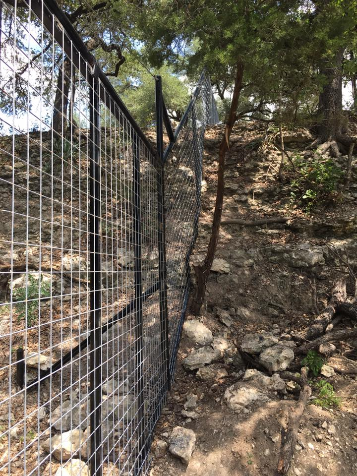 Aim High Fence Builders Texas Deer Fence Exotic Game Fence