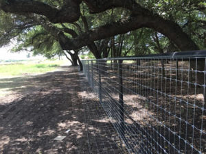Aim High Fence - Exotic Game Fence Builders in Texas