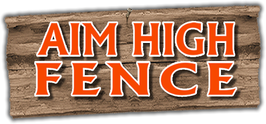 Aim High Fence LLC - Texas Fence Builders -Logo