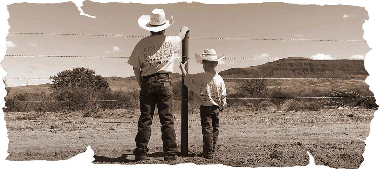 Aim High Fence Construction Texas