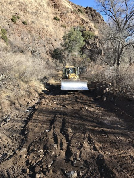 Aim High Fence Builders - Texas Ranch Land Clearing Services & Dozer Work