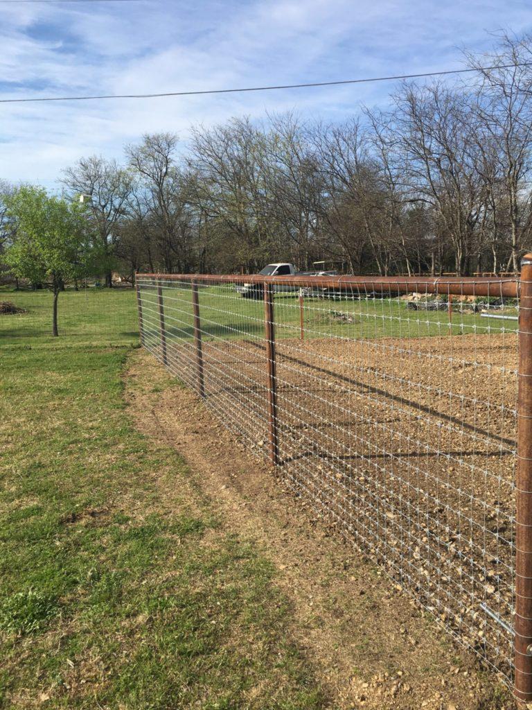 Aim High Fence Builders - Texas Farm & Ranch Fence Construction
