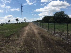 Aim High Fence Builders - Texas Ranch Metal Pipe Fence Construction
