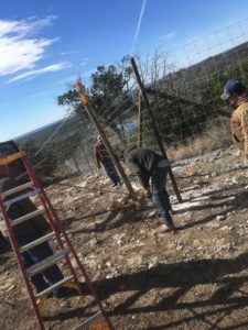 Aim High Fence Builders - Texas Deer & Exotic Game High Fence Construction